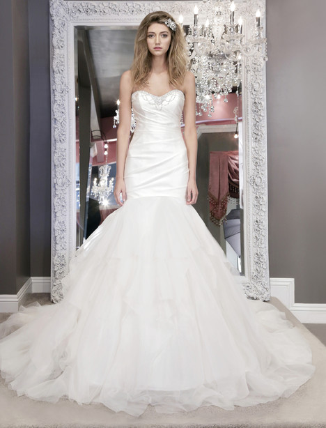 Ainsley (8461) Wedding                                          dress by Winnie Couture : Blush