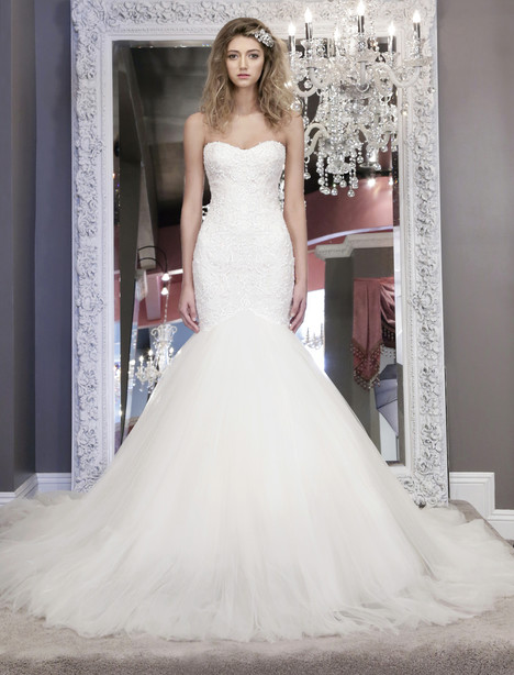 Brooklynn (8468) Wedding                                          dress by Winnie Couture : Blush