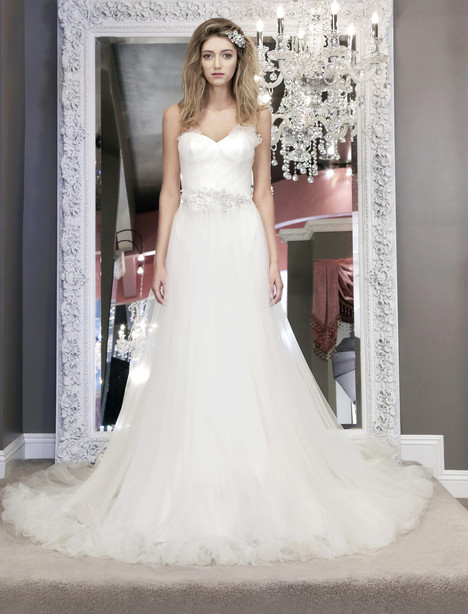 Devyn (8467) Wedding                                          dress by Winnie Couture : Blush