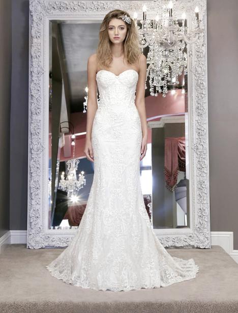 Dija (8462) Wedding                                          dress by Winnie Couture : Blush
