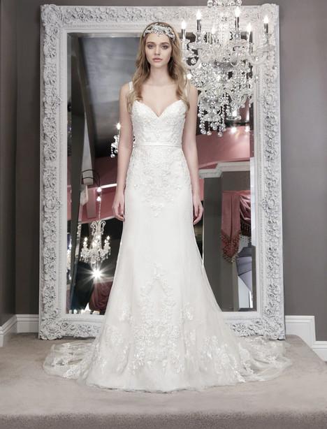 Ingrid (3245) Wedding dress by Winnie Couture : Blush