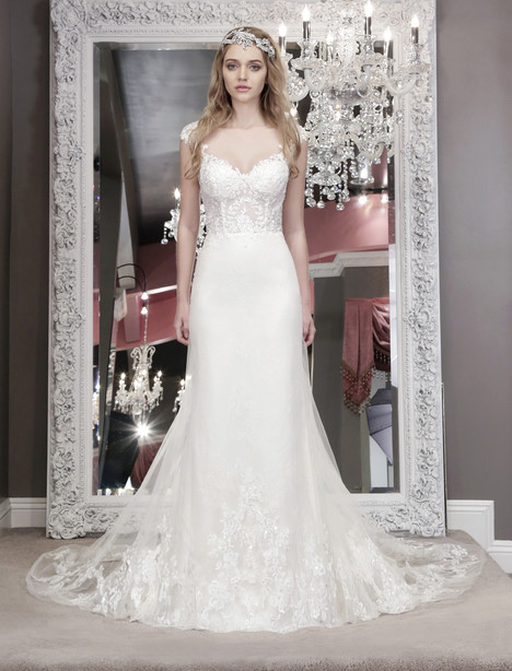Kalypso (8463) Wedding                                          dress by Winnie Couture : Blush