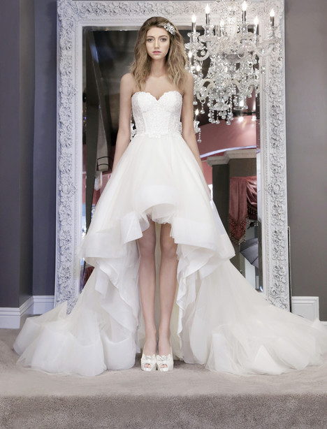 Rosemarie (8465) Wedding dress by Winnie Couture : Blush