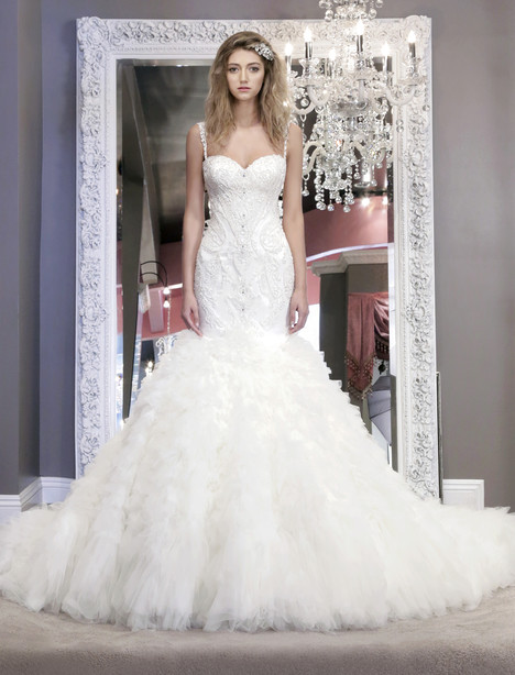 Venice (3243) Wedding dress by Winnie Couture : Blush