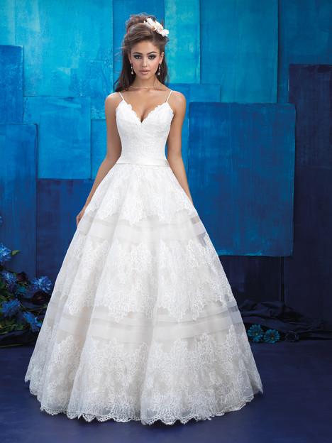 9400 Wedding                                          dress by Allure Bridals