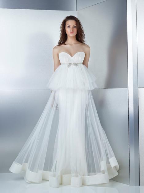 W17-4778T + 4791LS Wedding                                          dress by Gemy Maalouf