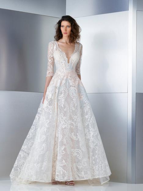 W17-4787 Wedding                                          dress by Gemy Maalouf