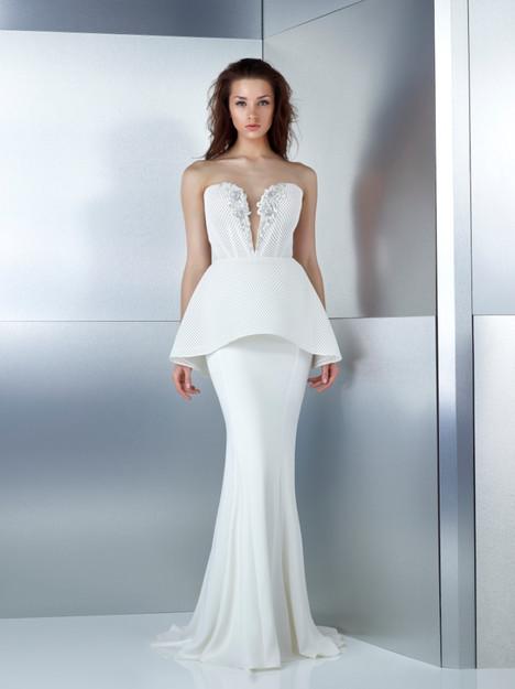 W17-4791T + 3042LS Wedding                                          dress by Gemy Maalouf