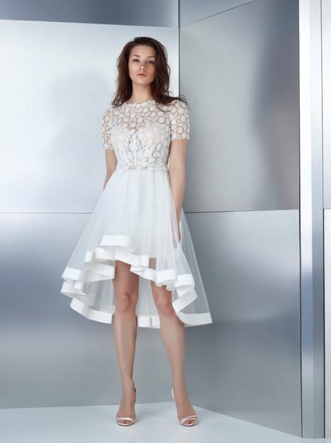 W17-4795T + 4304SS Wedding                                          dress by Gemy Maalouf
