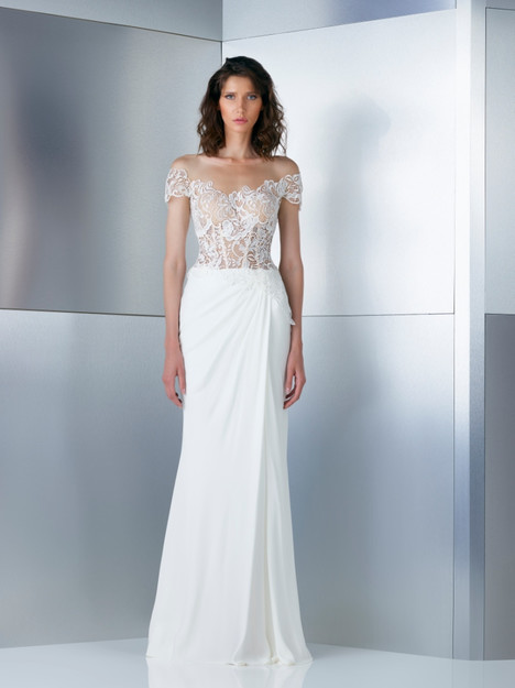 W17-4803 gown from the 2017 Gemy Maalouf collection, as seen on dressfinder.ca