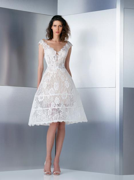 W17-4813 Wedding                                          dress by Gemy Maalouf
