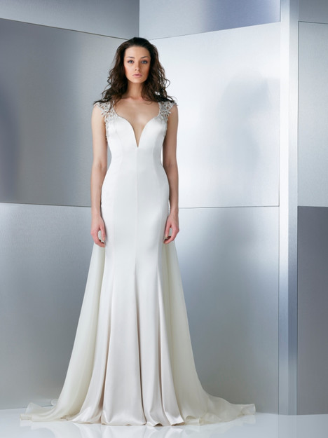 W17-4818 gown from the 2017 Gemy Maalouf collection, as seen on dressfinder.ca
