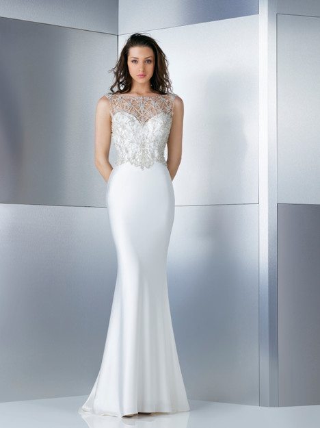 W17-4822 gown from the 2017 Gemy Maalouf collection, as seen on dressfinder.ca