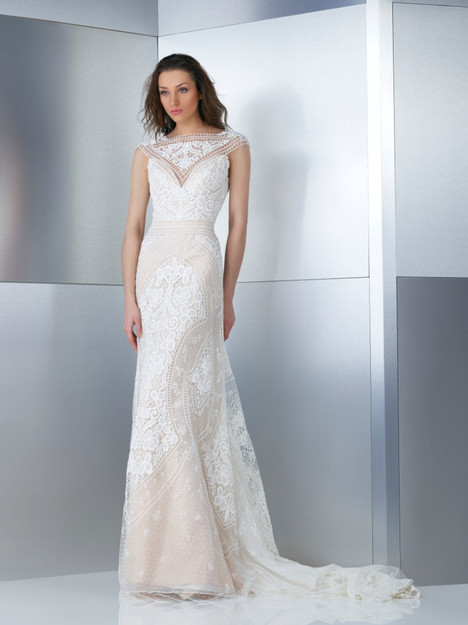 W17-4836 gown from the 2017 Gemy Maalouf collection, as seen on dressfinder.ca