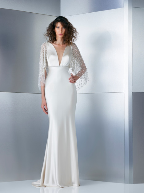 W17-4840 Wedding                                          dress by Gemy Maalouf