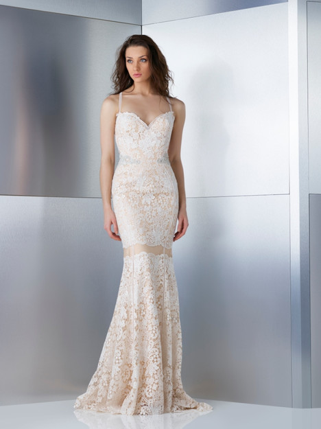 W17-4844 gown from the 2017 Gemy Maalouf collection, as seen on dressfinder.ca