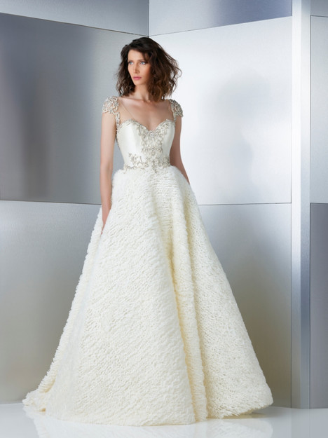 W17-4856 Wedding                                          dress by Gemy Maalouf