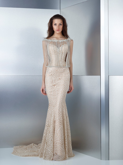 W17-4863 gown from the 2017 Gemy Maalouf collection, as seen on dressfinder.ca