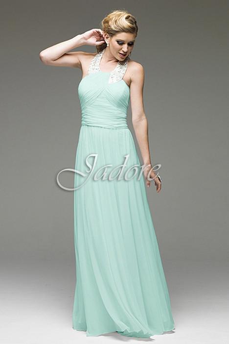 J2063 (mint) Prom                                             dress by Jadore Evening