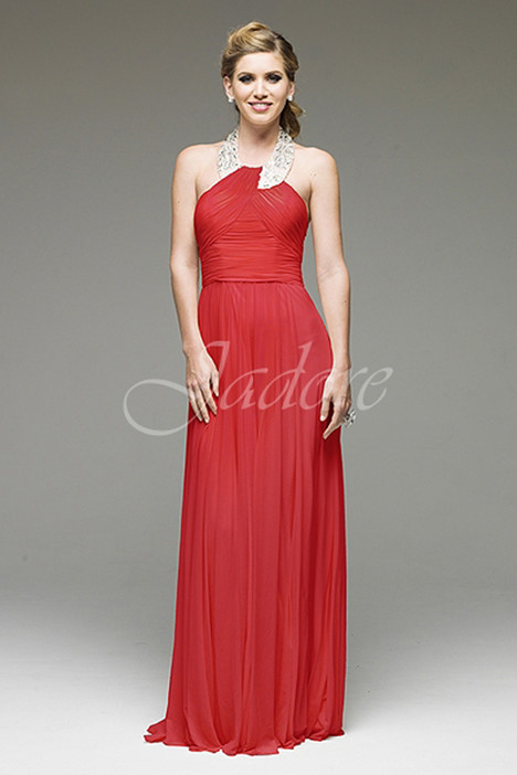 J2063 (red) Prom                                             dress by Jadore Evening