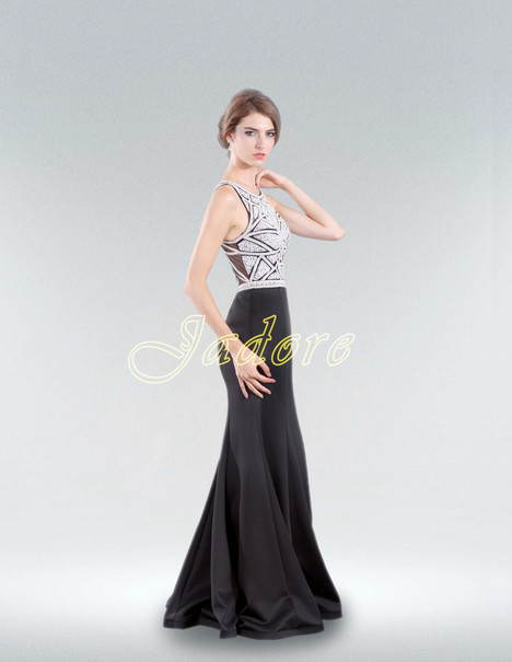 JC8013 (black) gown from the 2017 Jadore Evening collection, as seen on dressfinder.ca