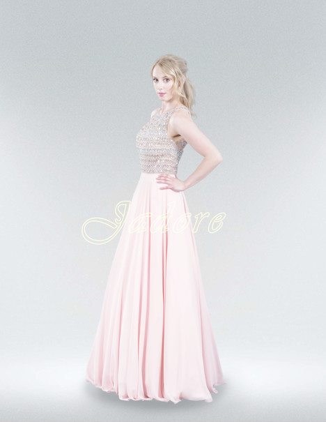 JC8021 (pink) gown from the 2017 Jadore Evening collection, as seen on dressfinder.ca