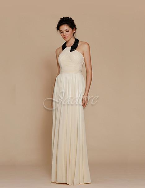 J2063 (cream) Prom                                             dress by Jadore Evening