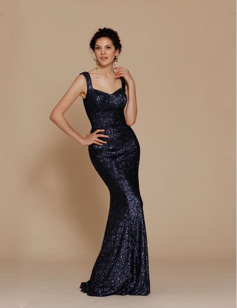 J2067 (navy) Prom                                             dress by Jadore Evening