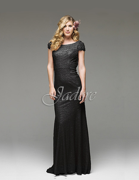 J3021 (black) Prom                                             dress by Jadore Evening