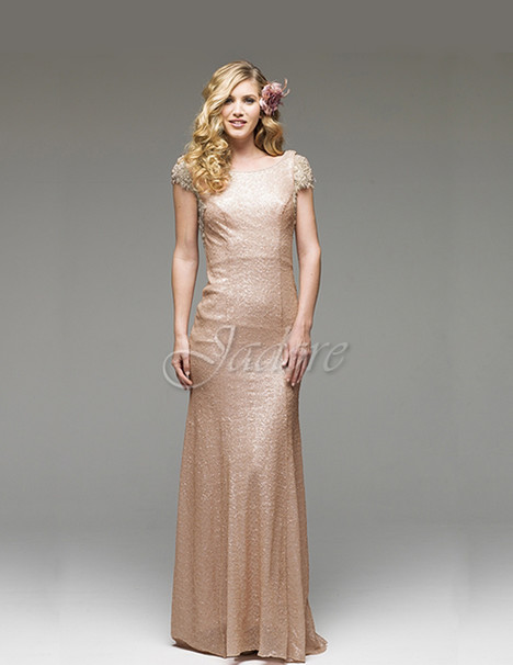 J3021 (blush) Prom                                             dress by Jadore Evening