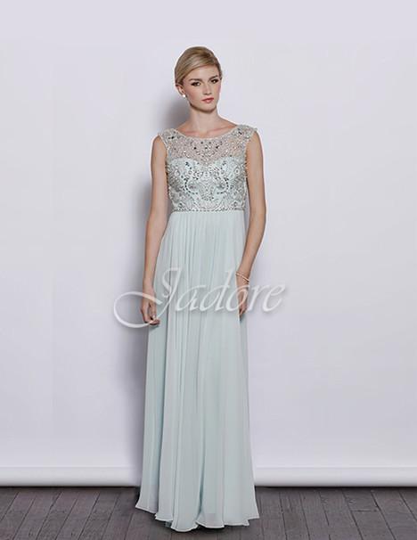J3035 (mint) Prom                                             dress by Jadore Evening