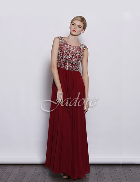 J3035 (red) gown from the 2017 Jadore Evening collection, as seen on dressfinder.ca