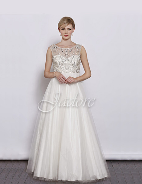 J3036T (ivory) gown from the 2017 Jadore Evening collection, as seen on dressfinder.ca