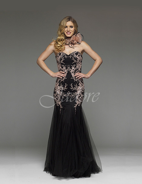 J4004 (black) gown from the 2017 Jadore Evening collection, as seen on dressfinder.ca