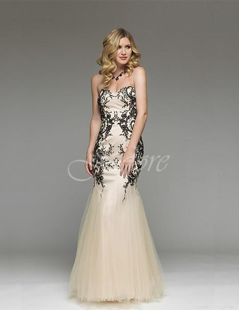 J4004 (blush) Prom                                             dress by Jadore Evening