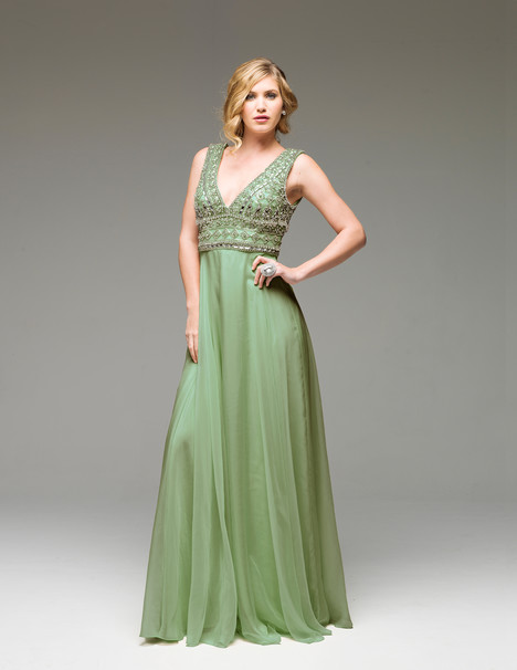 J4064 (sage) gown from the 2017 Jadore Evening collection, as seen on dressfinder.ca