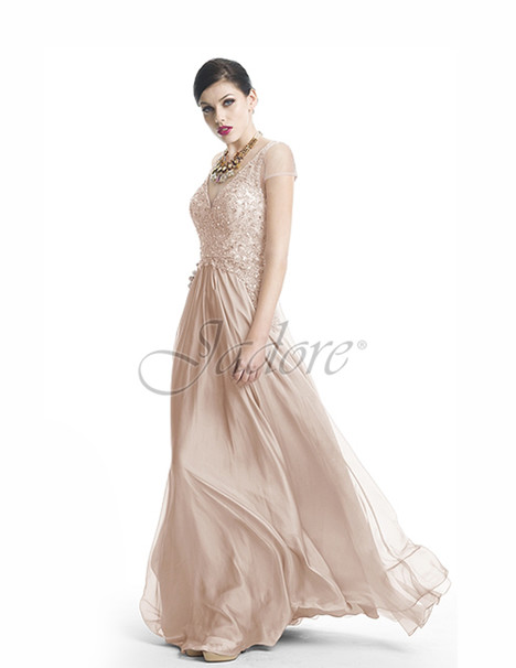 J5029 (blush) gown from the 2017 Jadore Evening collection, as seen on dressfinder.ca