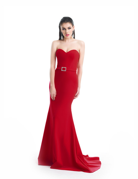 J5086 (red) gown from the 2017 Jadore Evening collection, as seen on dressfinder.ca
