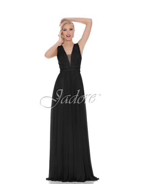 J6074 (black) gown from the 2017 Jadore Evening collection, as seen on dressfinder.ca