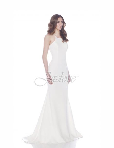 J7036 (ivory) Prom                                             dress by Jadore Evening