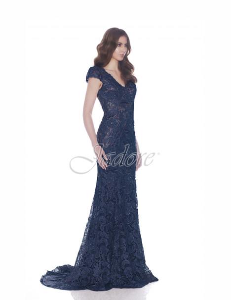J7109 (navy) Prom                                             dress by Jadore Evening