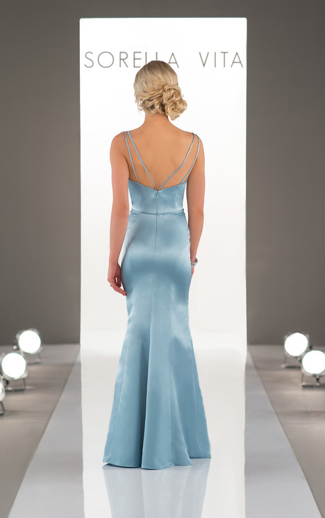 8918 (back) gown from the 2017 Sorella Vita collection, as seen on dressfinder.ca