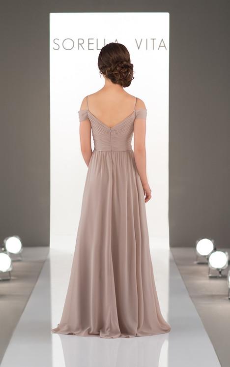 8922 (back) Bridesmaids                                      dress by Sorella Vita