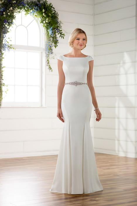Wedding dress by Essense of Australia