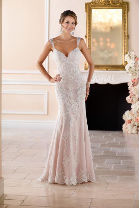 6371 Wedding                                          dress by Stella York