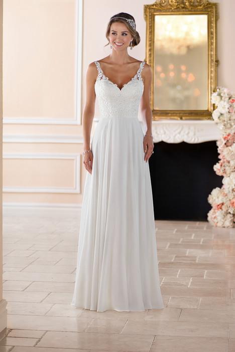 6393 Wedding                                          dress by Stella York