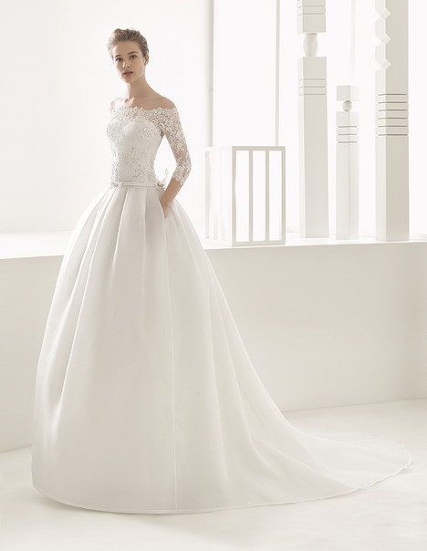 Narciso (11129) Wedding                                          dress by Rosa Clara Couture