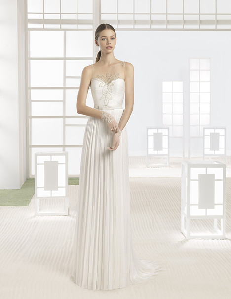 Walfred (1K104) Wedding                                          dress by Rosa Clara : Soft