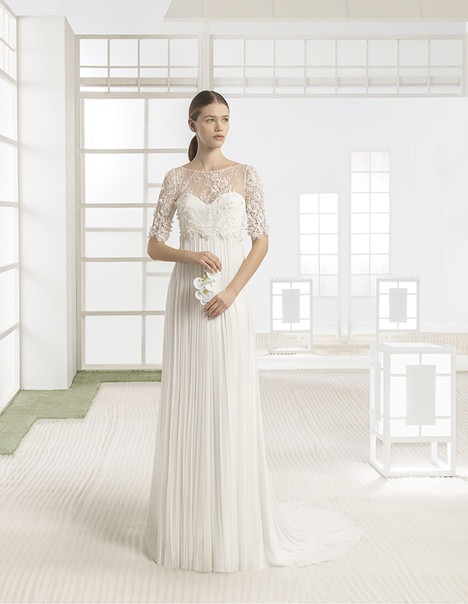 Walter (1K108) Wedding                                          dress by Rosa Clara : Soft