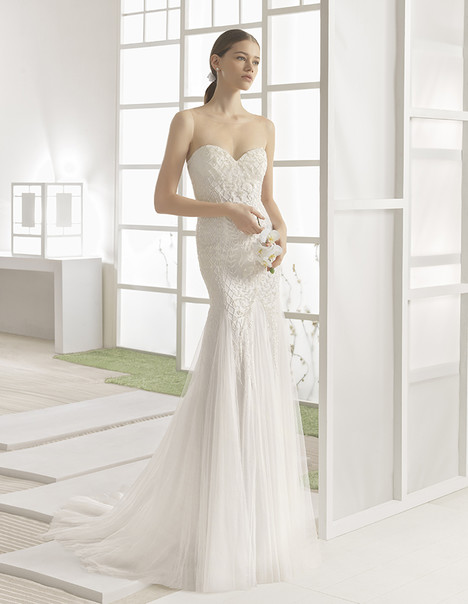 Wislow (1K150) gown from the 2017 Rosa Clara: Soft collection, as seen on dressfinder.ca